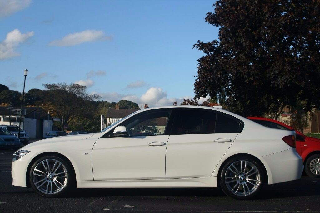 Bmw 330d F30 M Sport Plus Package Professional Media In