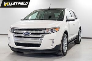 2013 Ford Edge SEL Garantie prolongée disponible!