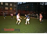 5-a-side league in Putney - teams wanted!