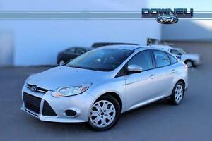2014 Ford Focus SE, 6 SPEED AUTO, AIR CONDITIONING,
