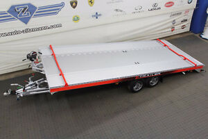 Z-Trailer AT35-22/53SW²-X -3.5t+SUPERLEICHT+MADEINGERMANY-