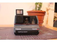 Polaroid Impulse Af Autofocus Instant Print Camera With in Built Flash