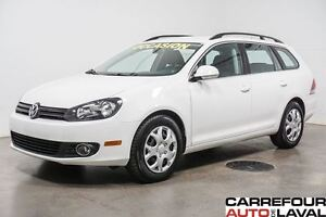 2010 Volkswagen Golf 2.0*TDI*Comfortline*WAGON/JAMAIS/ACCIDENTE*