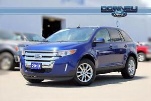 2013 Ford Edge SEL Power seats - Panoramic roof - Touch display