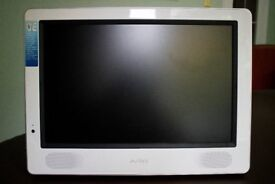 AVTEX W193D TV WITH FREEVIEW