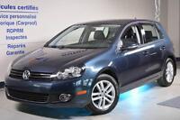 Volkswagen Golf TDI Comfortline 2011 2.0T Diesel Bancs chauffant