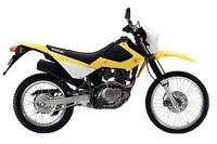 2015 Suzuki DR200SEL