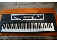 Yamaha electric home keyboard YPT-210 in very good condition