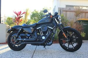 2016 Harley Davidson, Iron Head 1200cc Mount Coolum Maroochydore Area Preview
