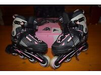Roller blades size 13J - 3. Excellent condition, boxed, hardly used.