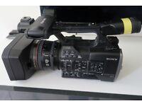 Sony PXW-X160 Full HD XDCAM Handheld Camcorder