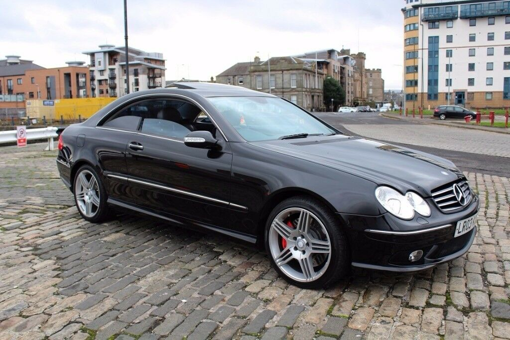 Mercedes Benz Clk Coupe