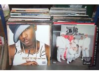 190 x 12inch Vinyl Collection. Hip Hop / Rn'B/ Electro Collection 1980's- 90's