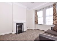 Refurbished 1 bed flat with private garden to rent in Wimbledon. Abbey Road, SW19