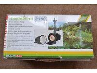 BLAGON AMPHIBIOUS P450 GARDEN WATER PUMP 670 GPH OUTPUT - NEW - BOXED