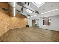 BRAND NEW REFURBISHED WAREHOUSE STYLE OFFICE/STUDIO FROM 428 SQ FT