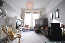 SUPER STYLISH 1 BED FLAT IN WEST KENSINGTON, VERY SPACIOUS AVAIL 19/04/17! MUST SEE PROPERTY £355PW!