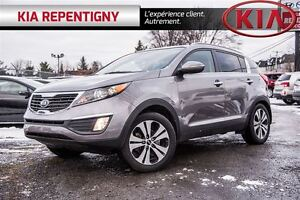 2013 Kia Sportage EX Luxury w/Navigation*BANCS CLIMATISE*CAMERA