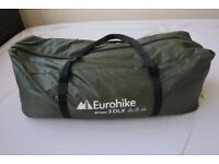 3 man tent for sale in fairly good condition