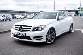 Mercedes-Benz C Class C220 CDI AMG Sport 2dr Coupe