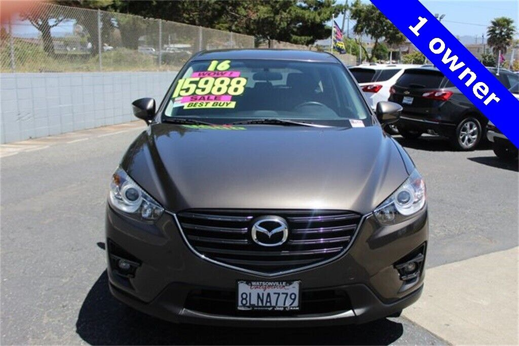 2016 Mazda CX-5, Titanium Flash Mica with 24042 Miles available now!