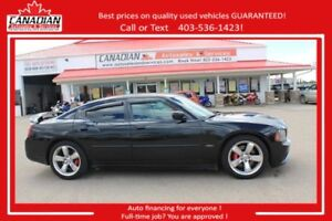 2006 Dodge Charger SRT8 LOW KMS! REDUCED! FINANCING FOR ALL