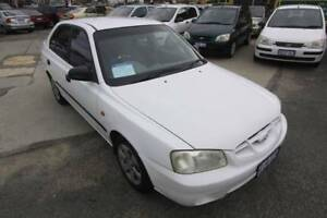 2000 Hyundai Accent - Automatic  Hatchback Beaconsfield Fremantle Area Preview