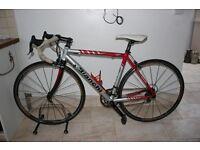 Bianchi road bike 2C2 Via Nirone 7 Alu Carbon Ultegra/ 105