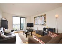 Stunning two double bedroom two bathroom apartment on the top floor of Prospect House