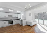 A stunning Newly refurbished 3 x bedroom garden property in Cricklewood - A must see 07473-792-649