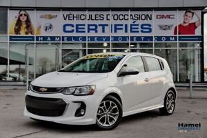 2017 Chevrolet Sonic PACK RS, TOIT OUVRANT