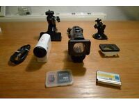 """""""New arrival, New release"""" Brand new, Sony Action cam HDR-AS300"""