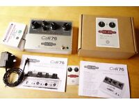 Origin Effects Cali 76 TX Compressor with 18VDC Power Supply