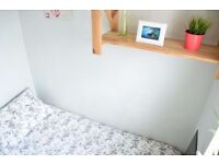 Box room in Tooting Bec. Available now.