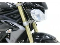 2013 Triumph Street Triple with ONLY 4404 Miles, PRICE PROMISE
