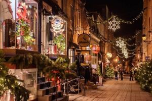 Vacation rental in the heart of Quebec City