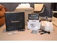 Blackstar HT Metal 1H amp and HT Metal 408 cab
