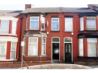REDUCED 32 Oban Rd, Anfield. 3 bed mid terraced with GCH & DG. DSS welcome