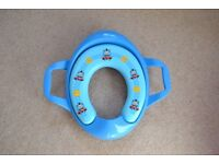 Mothercare Thomas the Tank Engine Toilet Potty Trainer Seat