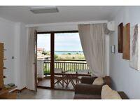 Sea view apartment for summer rental in 5 Star Emerald Beach & Spa Resort, Ravda, Bulgaria