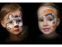 Face Painting / Face Painter / Facepainting / Facepainter / Glitter Tattoos