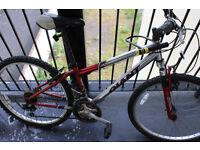 "Giant, good quality brand 24"" wheels kids Mountain bike"
