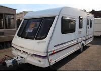 Swift Challlenger 490 SEL 1998 5 Berth Caravan £2900