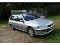 7 seater Peugeot estate- cheap and reliable run around