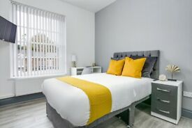 Luxurious Rooms in a listed former pub!