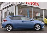 Toyota Auris VVT-I EXCEL (blue) 2016-03-30