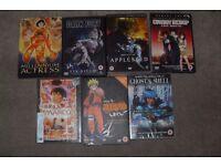 Manga/Anime/other DVD Bundle