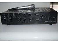 TOA A1724 PROFESSIONAL AMP CAN SEE WORKING ALL OFFERS ARE WELCOME