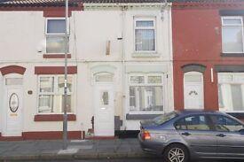 46 Hawkins Street, Kensington, Liverpool. 2 bedroom terraced to let - £104pw DSS Welcome