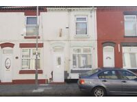 46 Hawkins Street, Kensington, Liverpool. 2 bedroom terraced to let - £104pw DSS Welcome